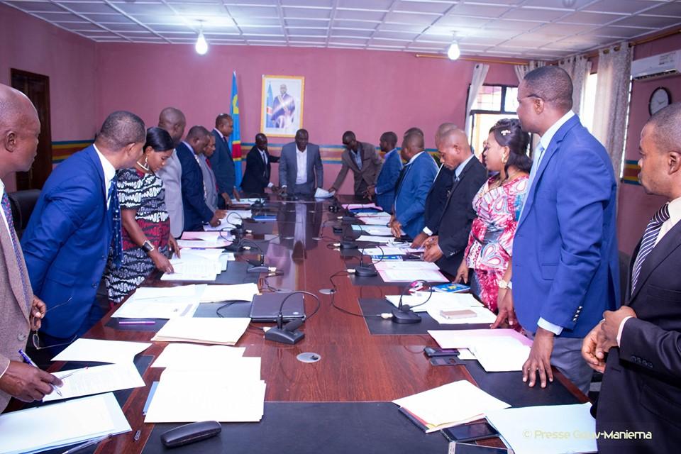 Compte rendu de la réunion du Conseil des Ministres du Lundi 26 août 2019