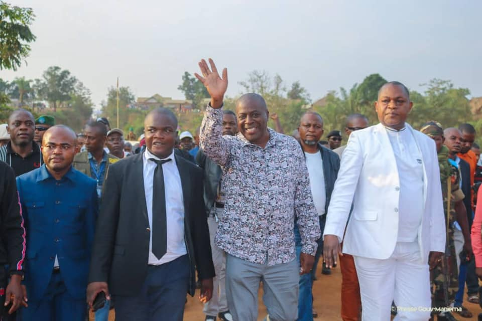 Maniema : le Gouverneur à Salamabila pour pacifier la zone