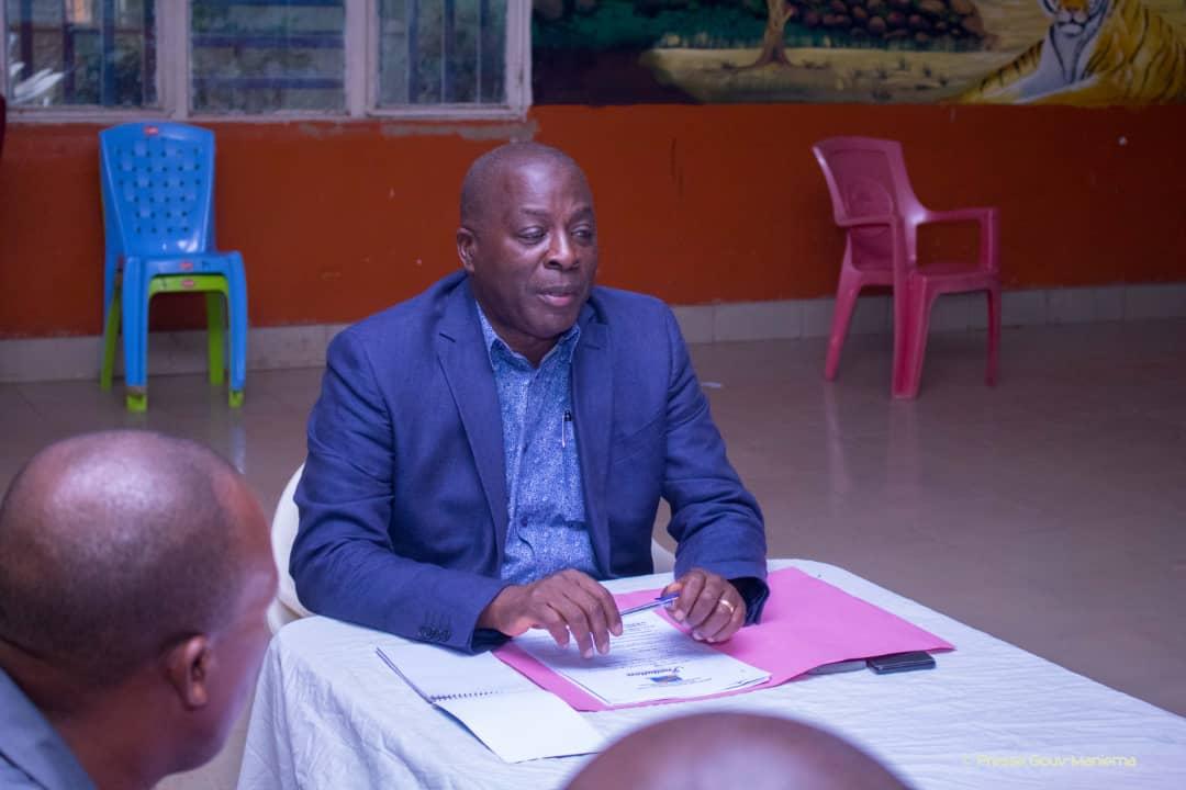 Kabambare : Premier conseil des Ministres présidé par le Gouverneur en itinérance à Salamabila