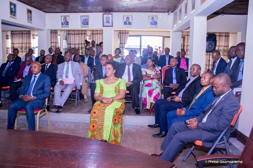 Le Gouverneur informé sur les activités du Programme Élargi de Vaccination