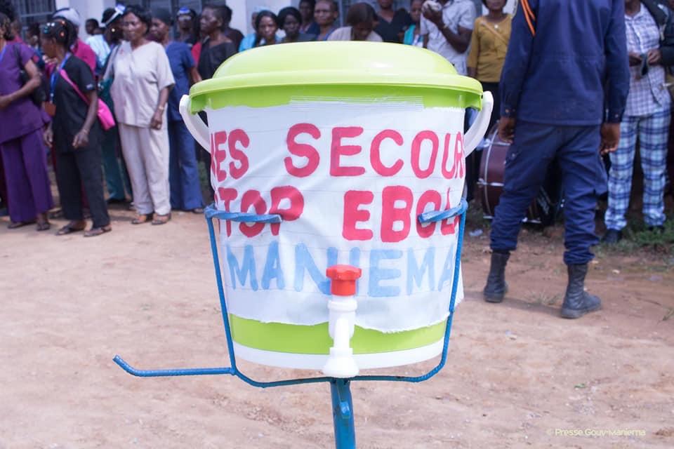 Kindu : Le Vice-gouverneur lance la campagne de lutte contre la maladie à virus Ebola