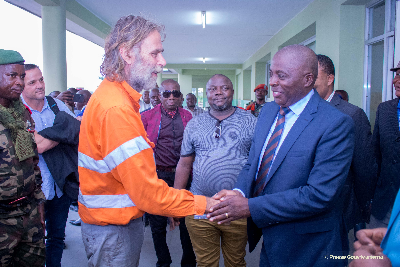 Kabambare : Libération de l'otage Sud-Africain et les efforts du Gouvernement provincial dans la pacification de la Zone Sud du Maniema