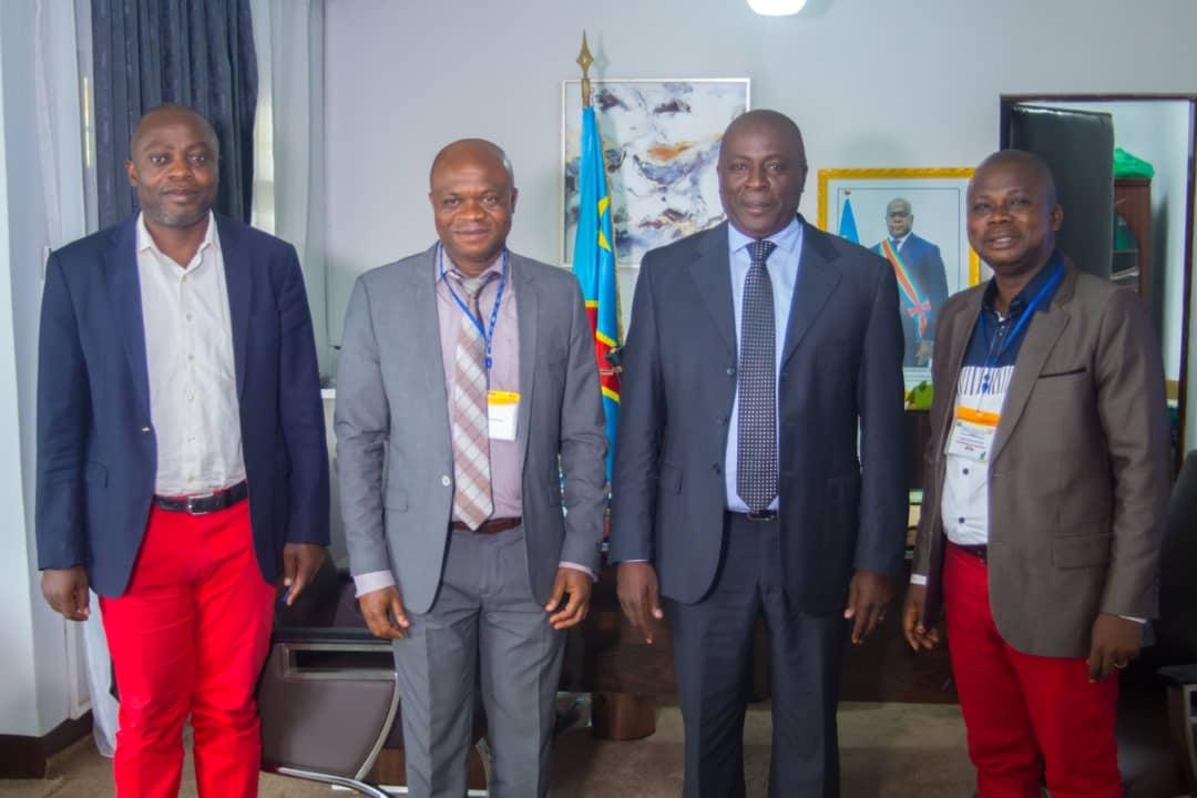 Le Gouverneur a échangé avec le Président de la Fondation Alingi