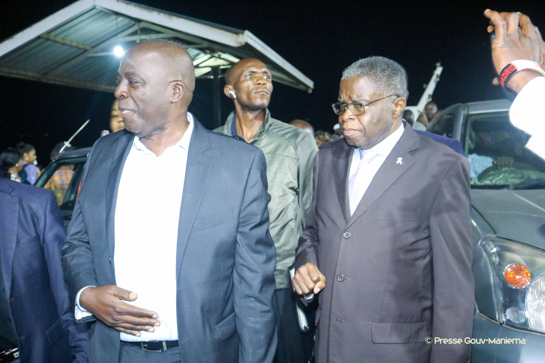 Auguy Musafiri est arrivé à Bukavu