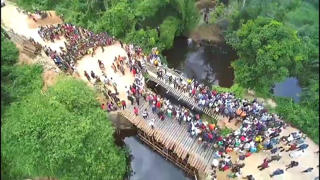 Maniema : Démarrage de la construction du pont Musukuyi à Kasongo