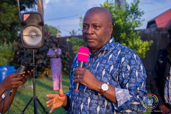 Maniema : Le Gouverneur Musafiri poursuit la sensibilisation sur l'agriculture