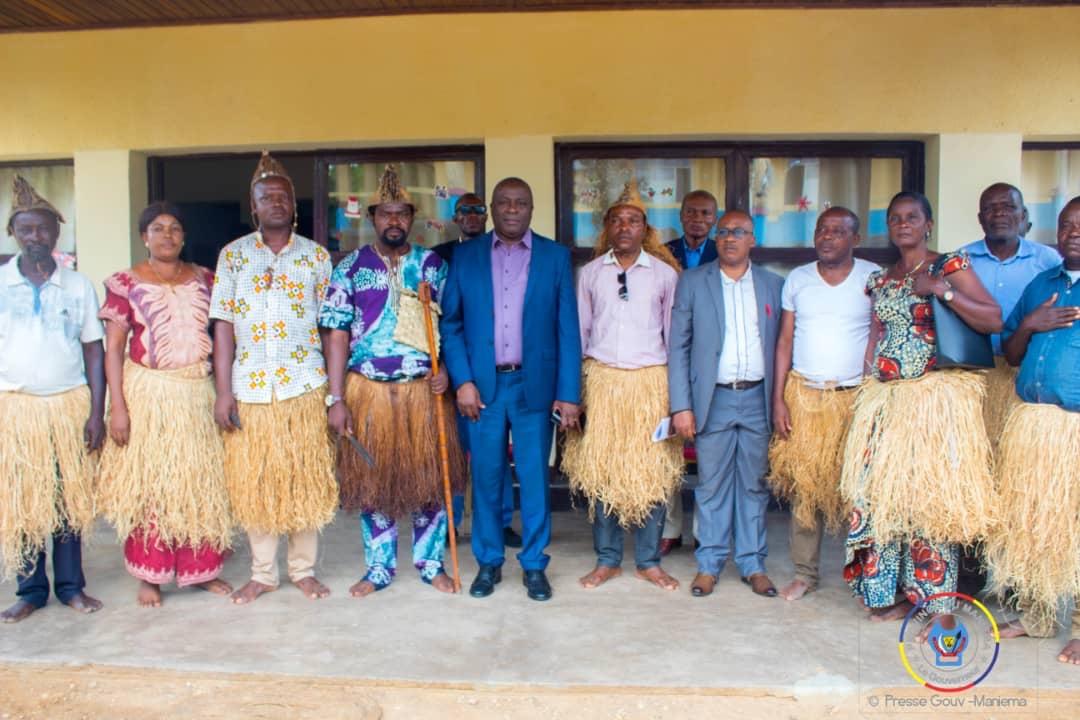 Ville de Kindu : le Gouverneur Musafiri arbitre les différends entre Wangengele et Wasongola