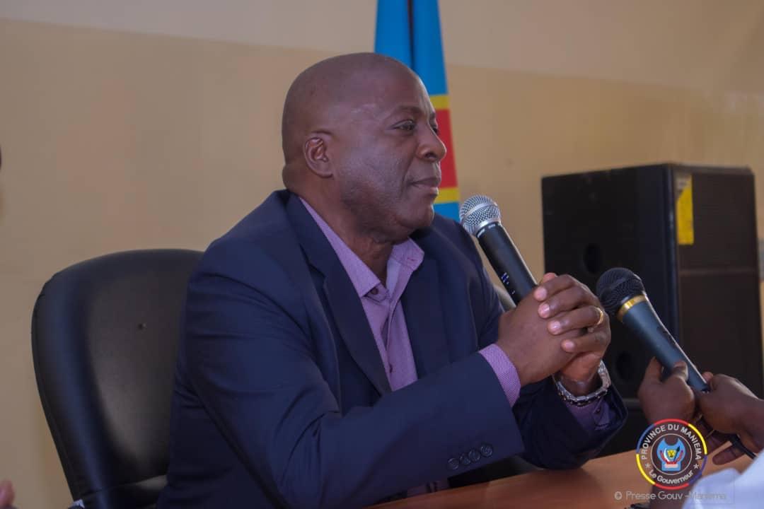 10 ans de la DGDA : Le Gouverneur Musafiri réitère son engagement à accompagner la Direction Provinciale du Maniema pour la maximisation des recettes douanières