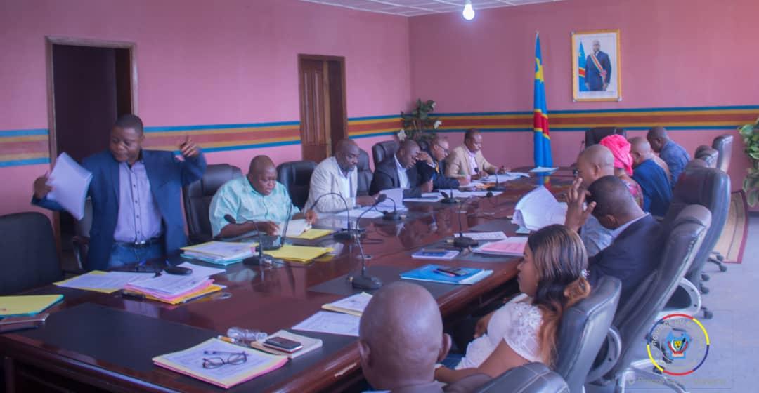 Compte rendu de la réunion du conseil de Ministre tenue à Kindu le 11 mai 2020