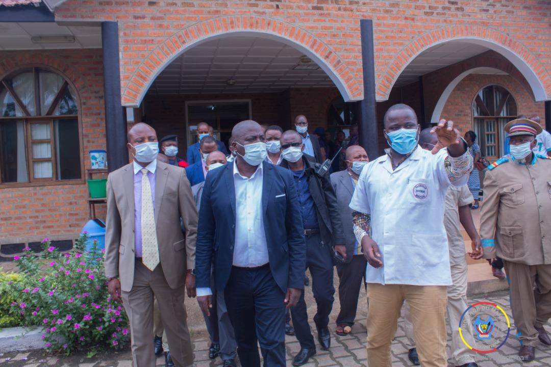 Maniema : le Gouverneur renforce les mesures de riposte contre la pandémie de coronavirus