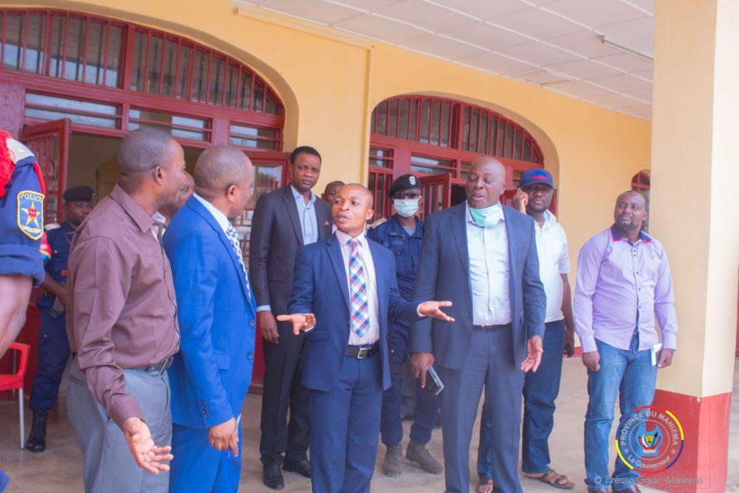 #Coronavirus : le Gouverneur devant le bureau de l'Assemblée Provinciale