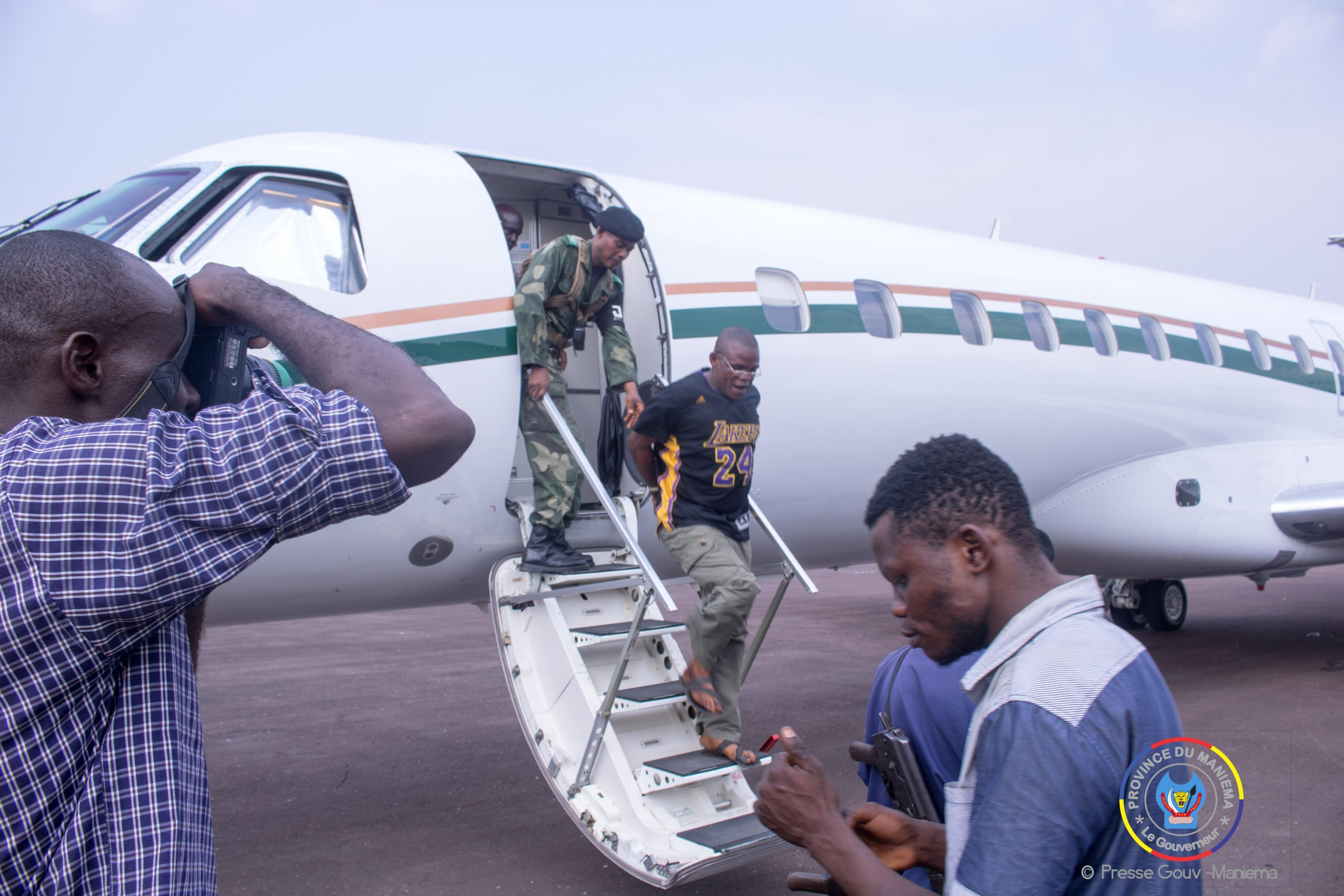 Maniema : A cause du Coronavirus, le Gouvernement annule le transfert de 24 condamnés à Buluwo