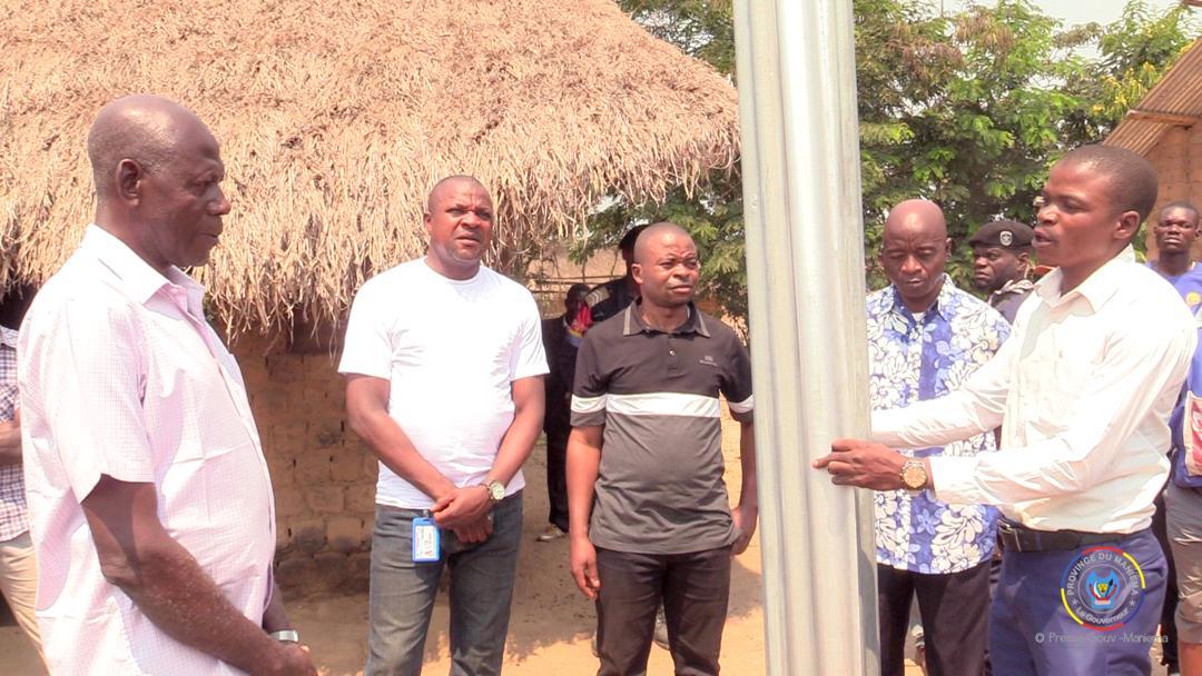 Maniema : des tôles galvanisées pour réhabiliter trois écoles situées dans les chefferies de Bahina, Aluba et Ankutchu dans le territoire de Kibombo