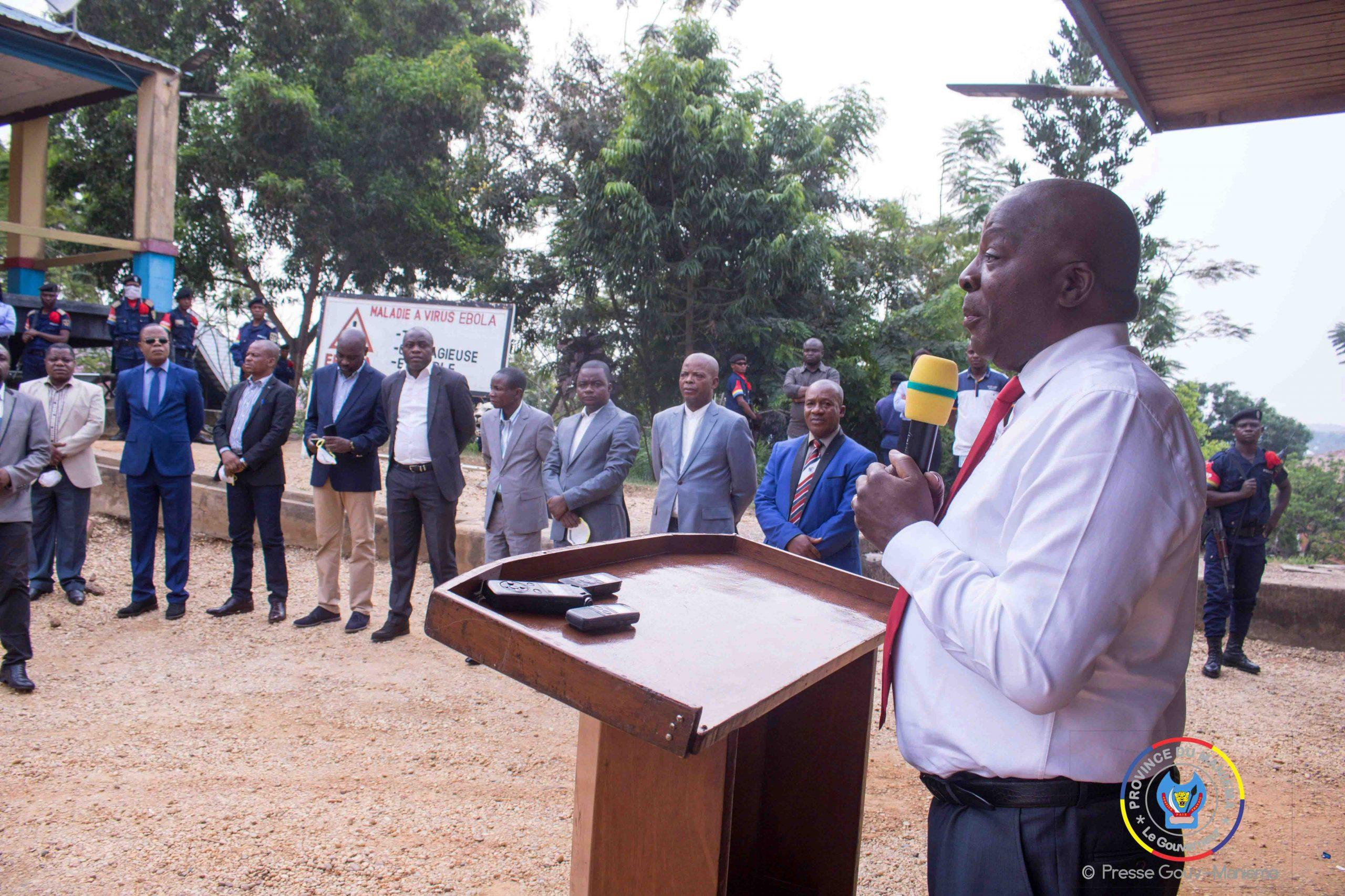 «La motion est un exercice démocratique qui ne signifie pas mon départ» Auguy Musafiri