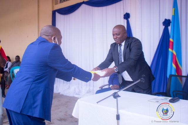 Maniema : Le Gouverneur Musafiri lance la campagne de vulgarisation du nouveau code et règlement minier